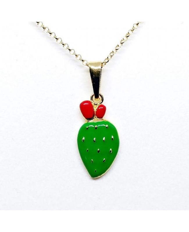 Necklace Ficodindia Gr IMPD104D - 1 - Collane