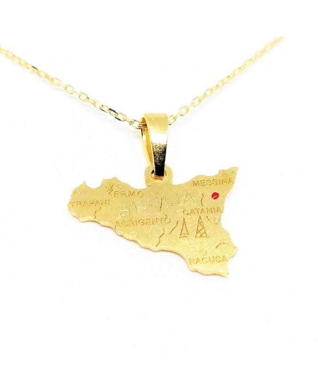 Necklace Sicilia Gr IMPD119D - 1 - Collane