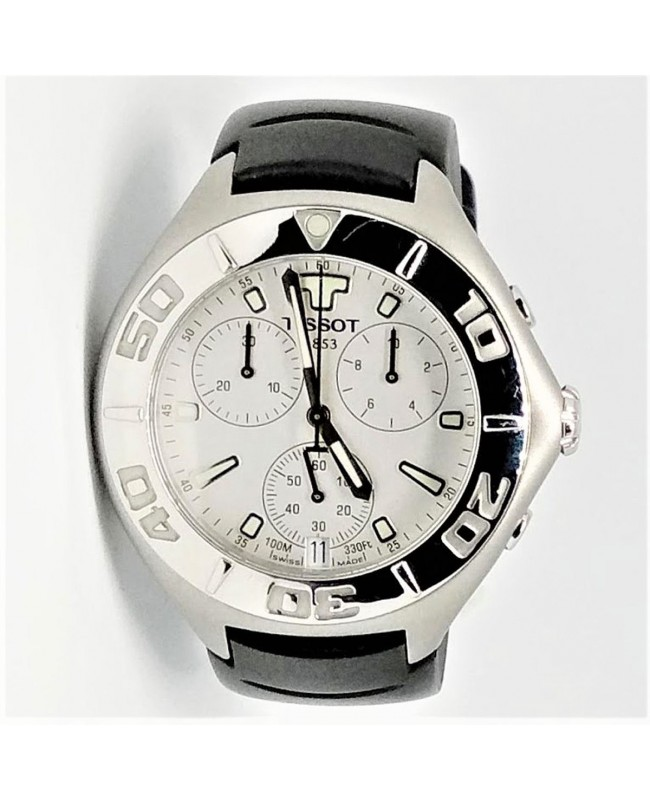 Tissot men's chronograph T12.1.596.31 - 1 - Orologi