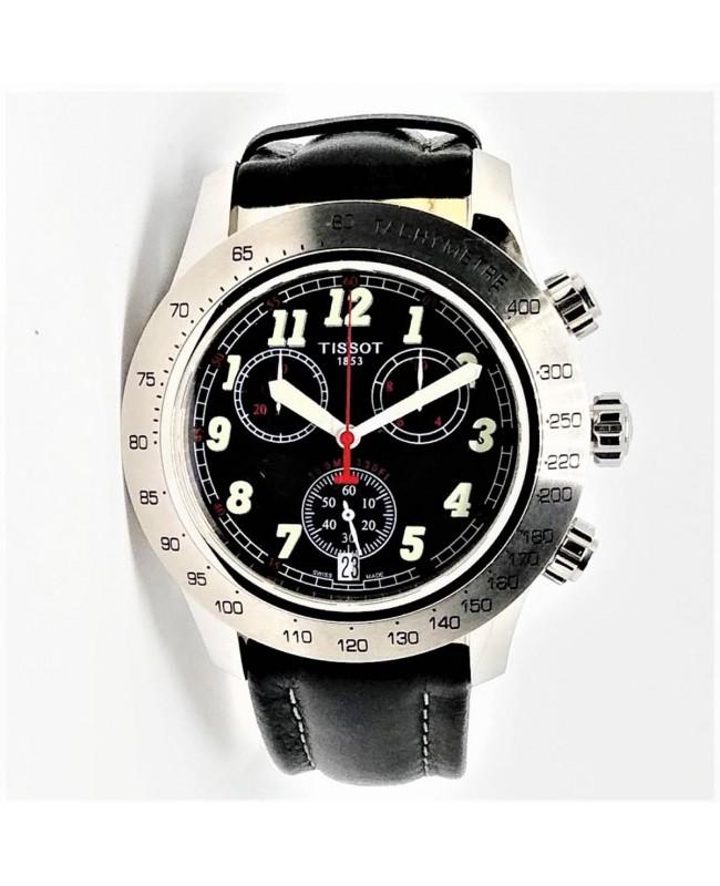 Tissot men's chronograph T36.1.426.52 - 1 - Orologi