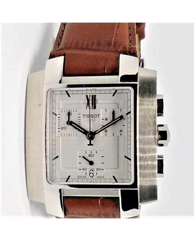 Tissot men's chronograph T60.1.517.33 - 1 - Orologi