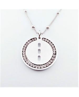 Initial Necklace Brass I - 1 - Iniziali