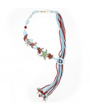 Necklace CR 354 SRE - 2 - Collane