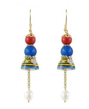 Earrings AKP21O - 1 - Orecchini