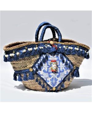 Coffa Catania bag blue red - 1 - Coffe