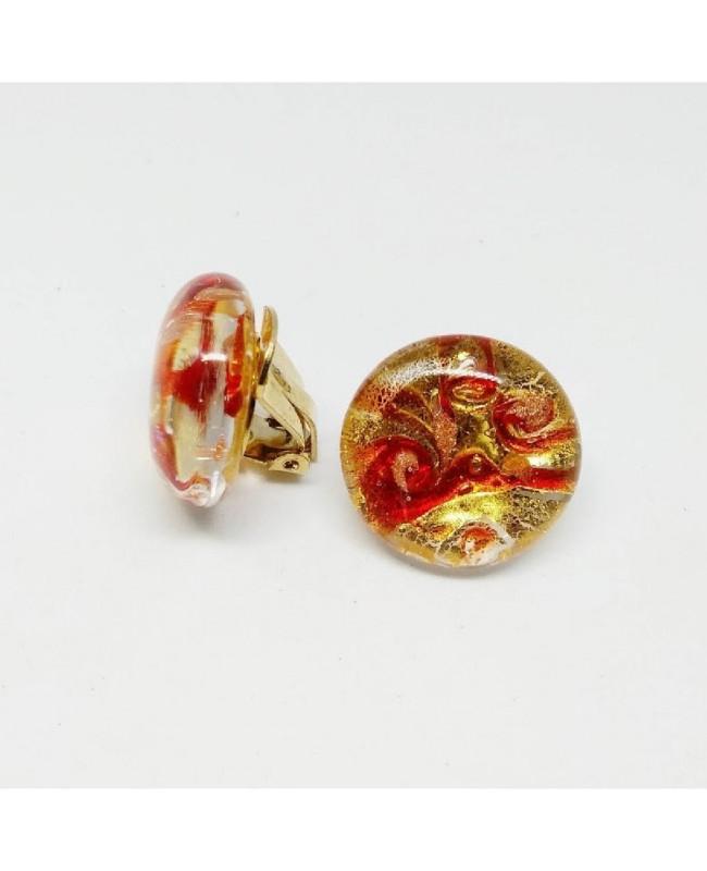 Earrings Antica Murrina Clip2 - 1 - Gioielli