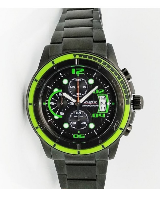 Orologio cronografo Vagary IA8-245-53 - 1 - Orologi
