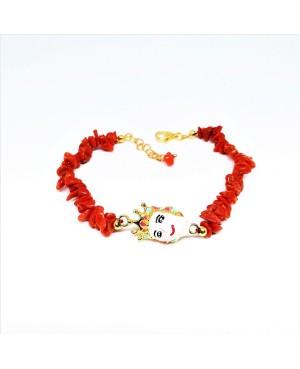 Bracelet Moro Corallo BR82C - 1 - Bracciali