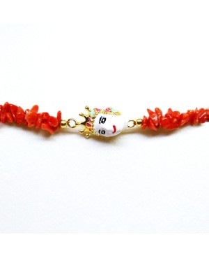 Bracelet Moro Corallo BR82C - 2 - Bracciali