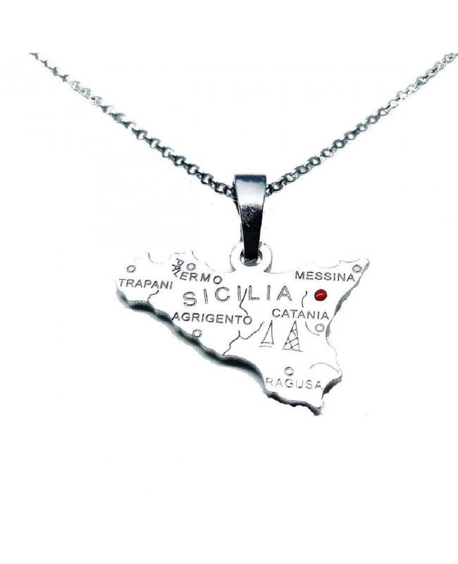 Necklace Sicilia Gr IMPD119R - 1 - Collane