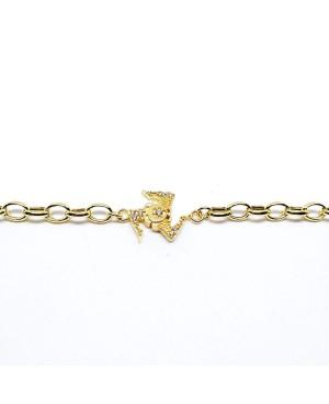 Bracelet Trinacria Zirc Rolo IMBR64D - 2 - Bracciali