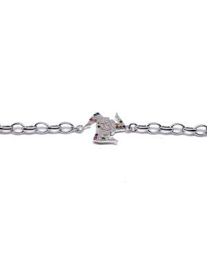 Bracelet Trinacria Zirc Rolo IMBR64R - 2 - Bracciali