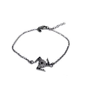 Bracelet Trinacria Zirc IMBR49RU - 1 - Bracciali
