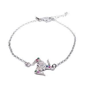 Bracelet Trinacria Zirc IMBR49R - 1 - Bracciali