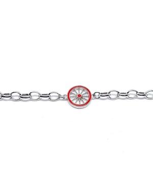 Bracelet Ruota Rolo IMBR61R - 2 - Bracciali