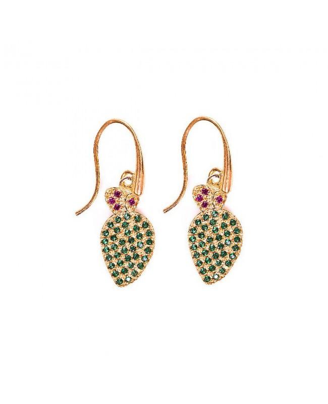 Earrings Ficodindia Zirc IMOR12D - 1 - Orecchini