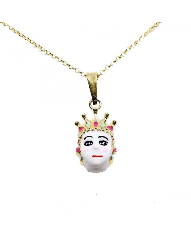 copy of Necklace Regina Gr IMPD81D - 1 - Collane