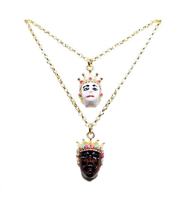 Necklace Mori IMCL32D - 1 - Collane
