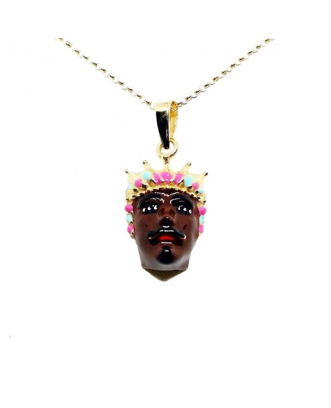 Necklace Moro Gr IMPD80D - 1 - Collane