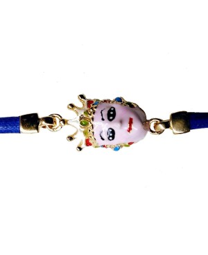 Bracelet Mora Cordino Blu IMBR34D - 3 - Bracciali