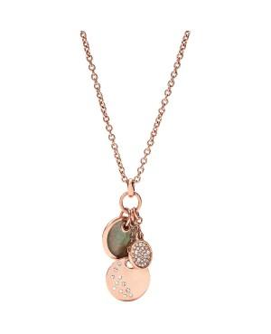Necklace Fossil JF01417791 - 1 - Gioielli