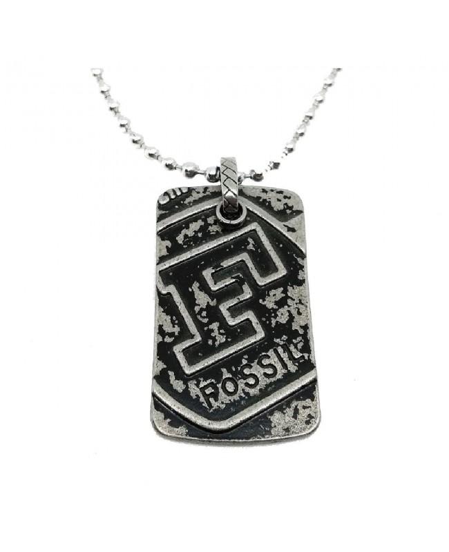 Necklace Fossil JF82095040 - 1 - Gioielli