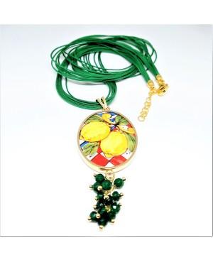 Necklace Cordino CO40LIM03 - 2 - Collane