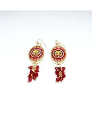 Earrings OO18SI08 - 2 - Orecchini