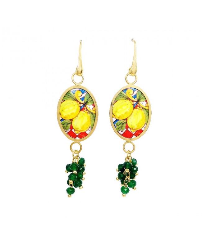 Earrings OO18LIM03 - 1 - Orecchini