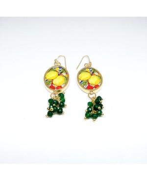 Earrings OO18LIM03 - 2 - Orecchini