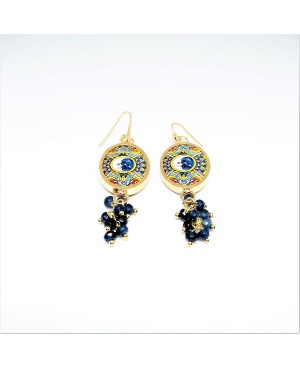 Earrings OO18LUN01 - 2 - Orecchini