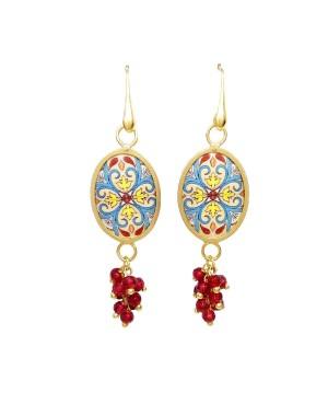 Earrings OO18MAS23 - 1 - Orecchini
