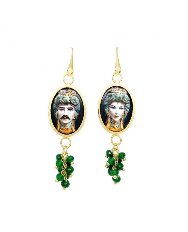 Earrings OO18TB23 - 1 - Orecchini