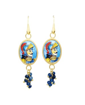 Earrings OO18PU09 - 1 - Orecchini