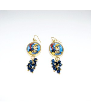 Earrings OO18PU09 - 2 - Orecchini