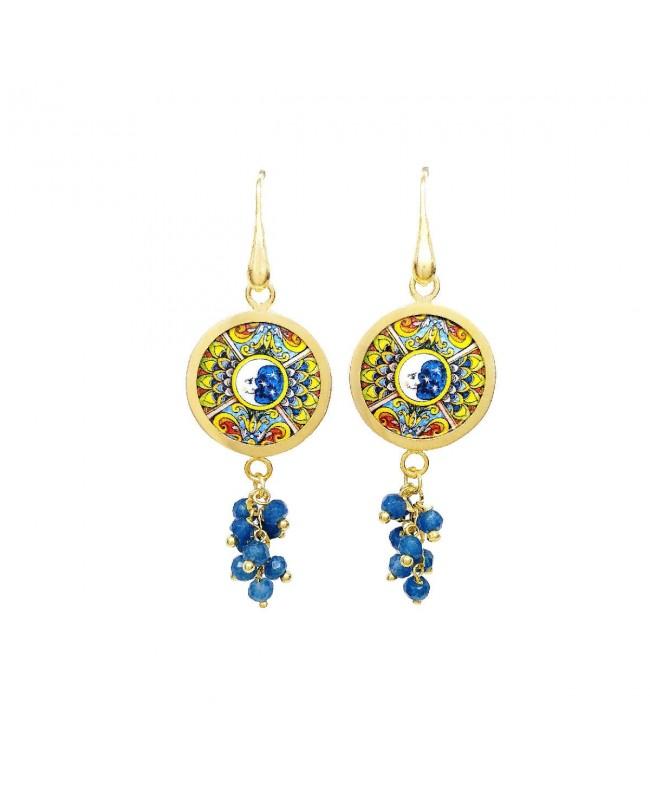 Earrings OT20LUN01 - 1 - Orecchini