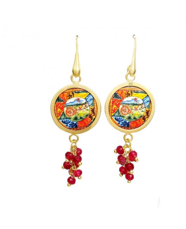 Earrings OT20SI10 - 1 - Orecchini