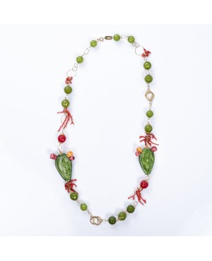 Necklace CR 151 SSE - 1 - Collane