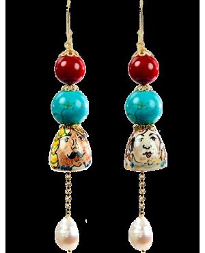 Earrings AKP03O - 1 - Orecchini