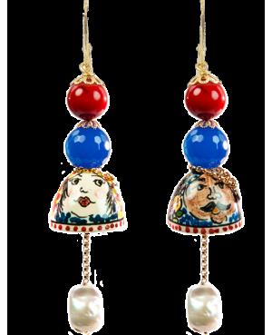 Earrings AKP05O - 1 - Orecchini