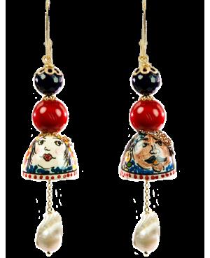 Earrings AKP06O - 1 - Orecchini