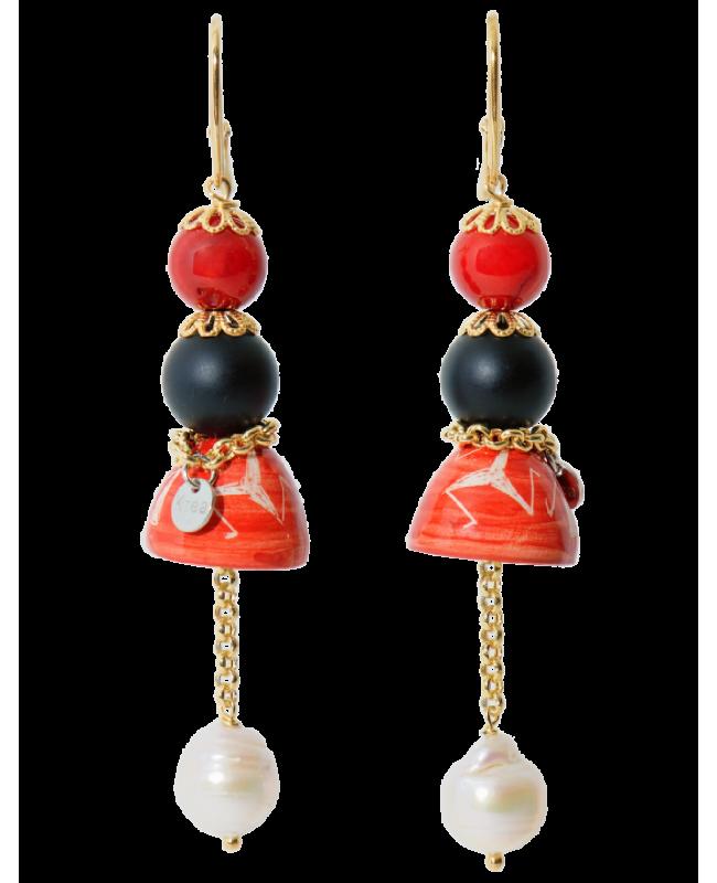 Earrings AKP09O - 1 - Orecchini