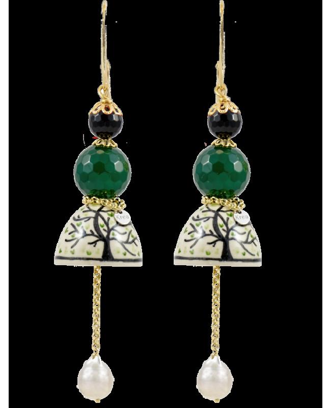 Earrings AKP10O - 1 - Orecchini