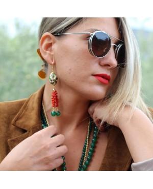 Earrings OVO AKOVO1O - 3 - Orecchini
