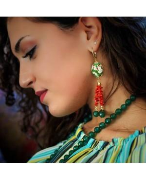 Earrings OVO AKOVO1O - 4 - Orecchini
