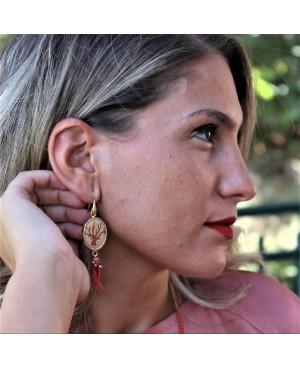 Earrings OO18COR01 - 3 - Orecchini