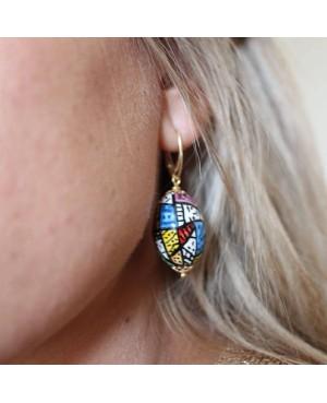 Earrings OVO AKOVO5OP - 3 - Orecchini