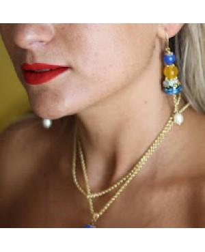 Earrings AKP20O - 2 - Orecchini