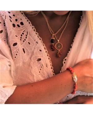 Bracelet Moro Corallo BR82C - 3 - Bracciali
