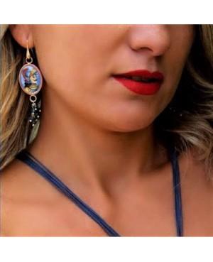 Earrings OO18PU09 - 3 - Orecchini